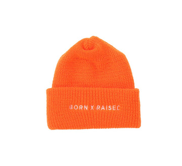 BORN X RAISED BEANIE