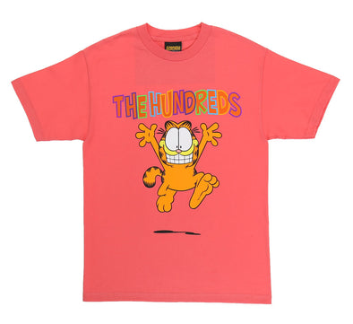 GARFIELD RUN TEE