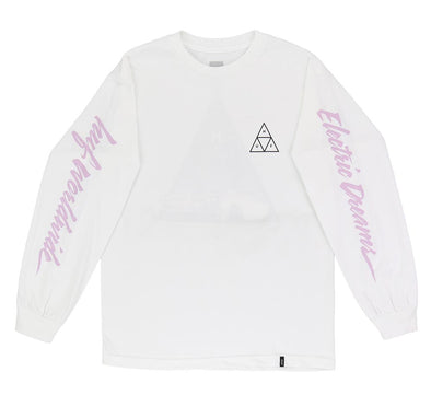 NIGHT CALL TRIPLE TRIANGLE L/S TEE