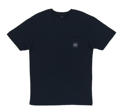 BOX LOGO POCKET TEE