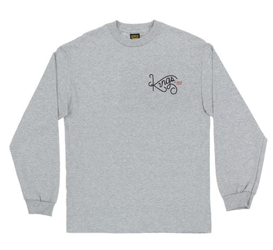 ALWAYS GOOD SCRIPT LONG SLEEVE