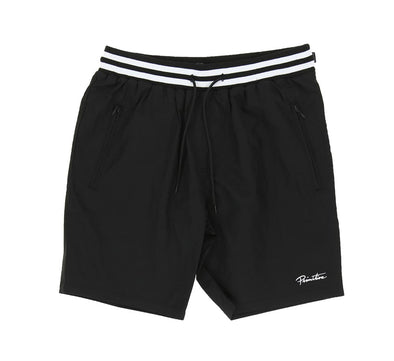 CREPED WARM-UP SHORT