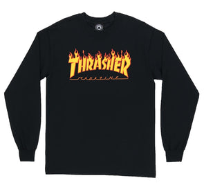 FLAME LOGO LONG SLEEVE