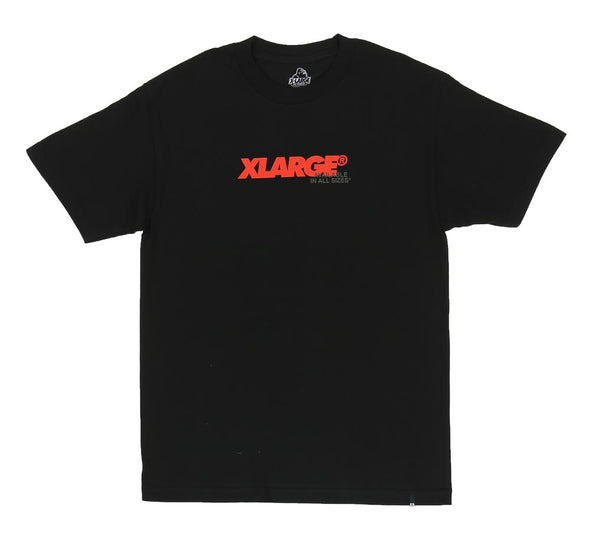 ALL SIZES SS TEE