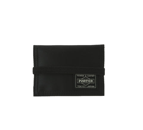 BAND CARD CASE, BLACK