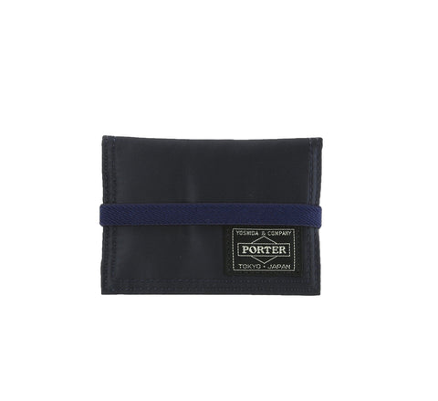 BAND CARD CASE, NAVY