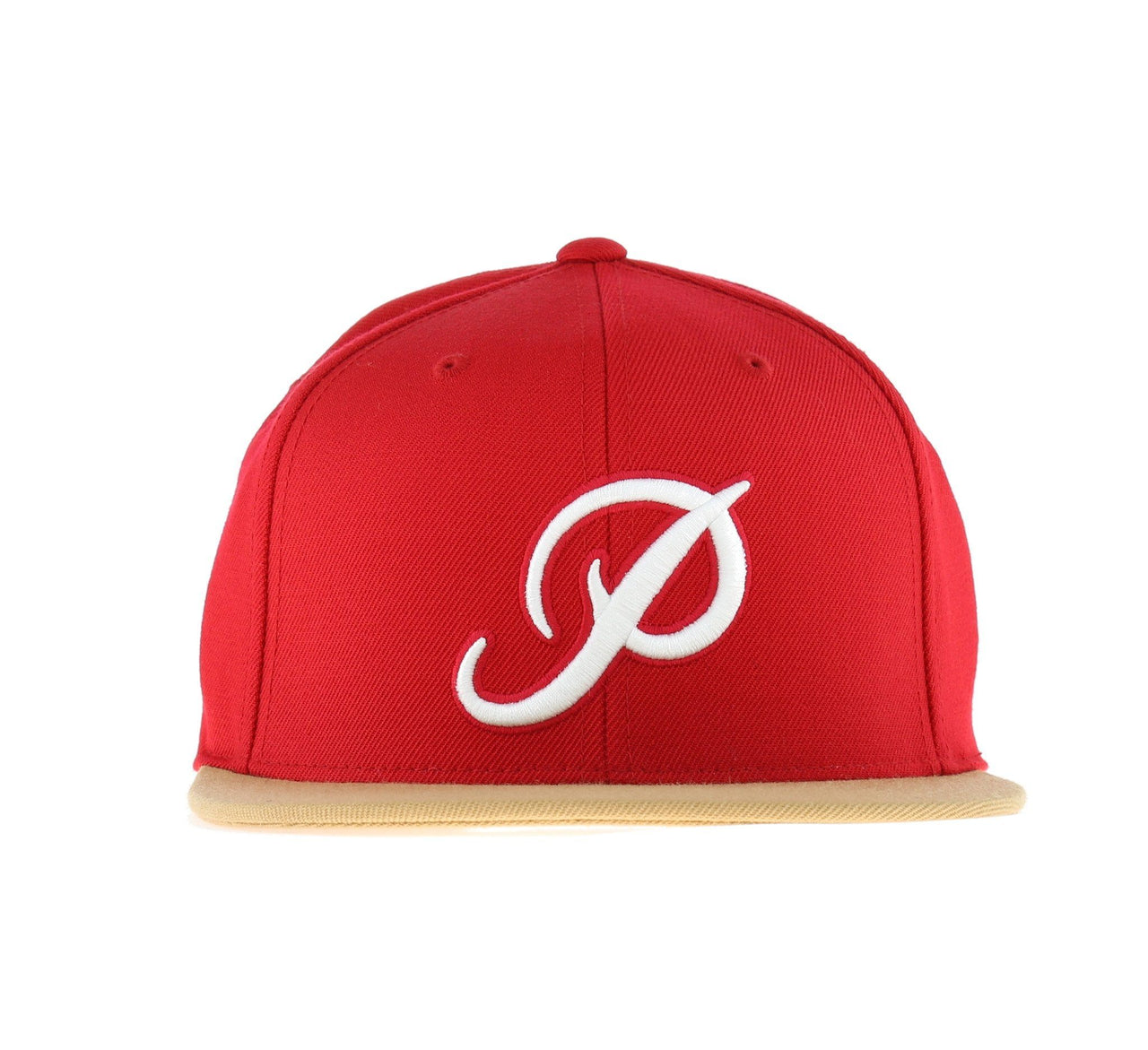CLASSIC P SNAPBACK, RED
