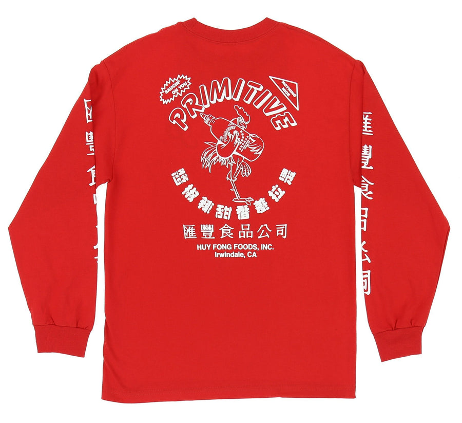 PRIMITIVE X HUY FONG FOODS LONG SLEEVE
