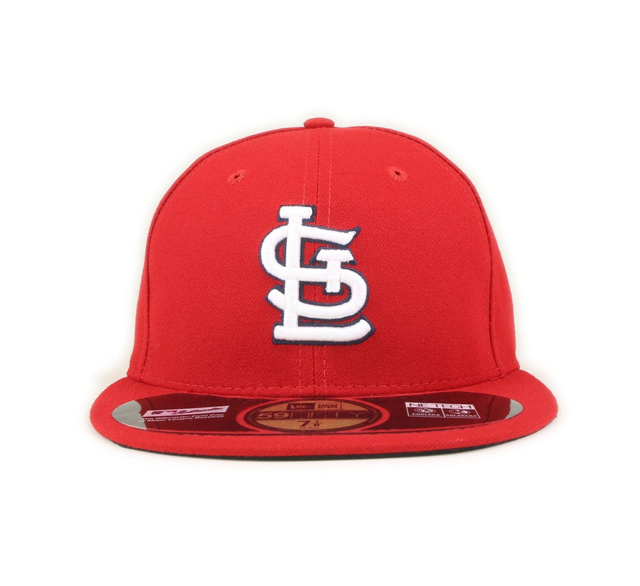 ST. LOUIS CARDINALS GAME ONFIELD CAP