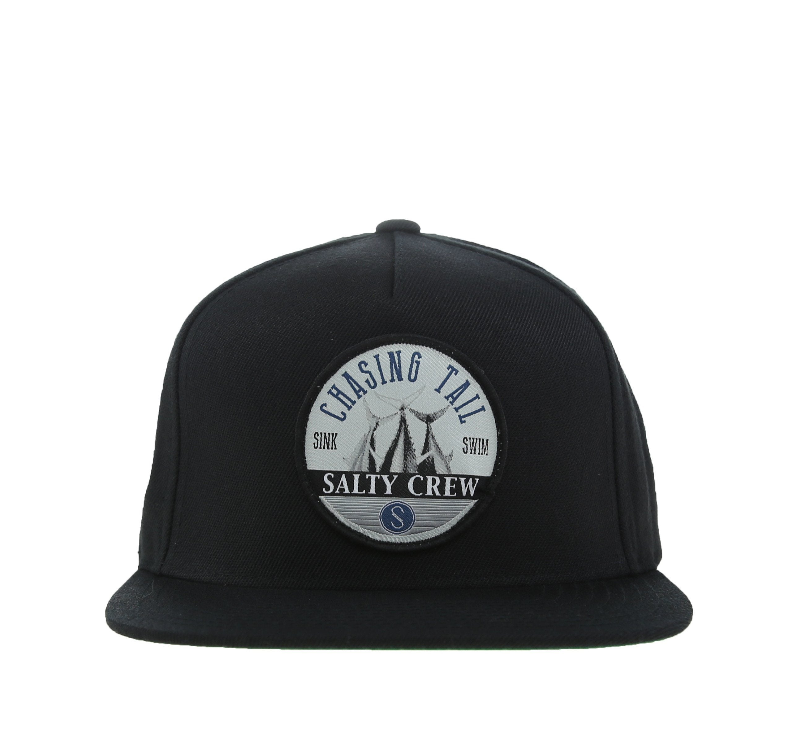 buy popular 4a16f e9e85 TAILS UP HAT, BLACK. SALTY CREW