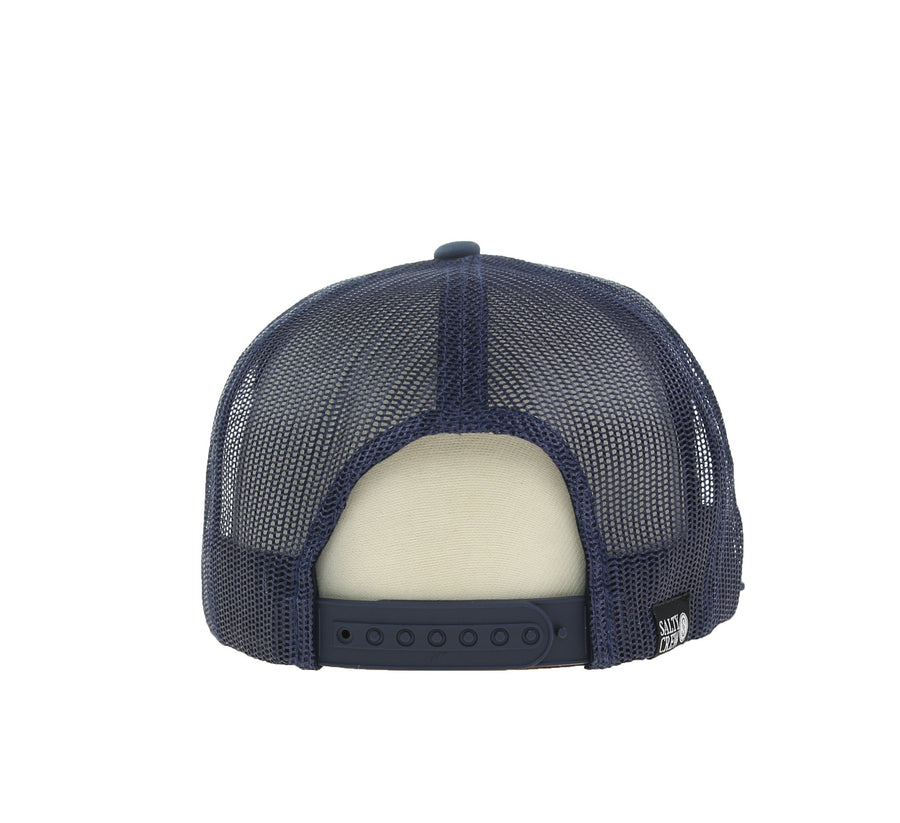 TAILS UP TRUCKER, NAVY