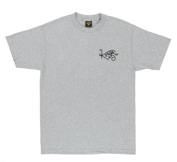 ALWAYS GOOD SCRIPT TEE