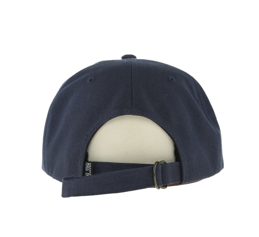 LOWER STRAPBACK, NAVY
