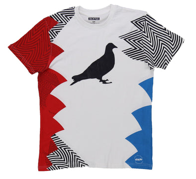ABSTRACT PIGEON TEE