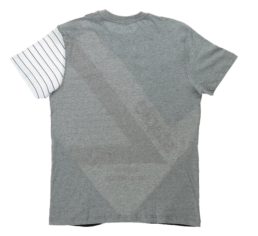 CONTAGION PIECED TEE