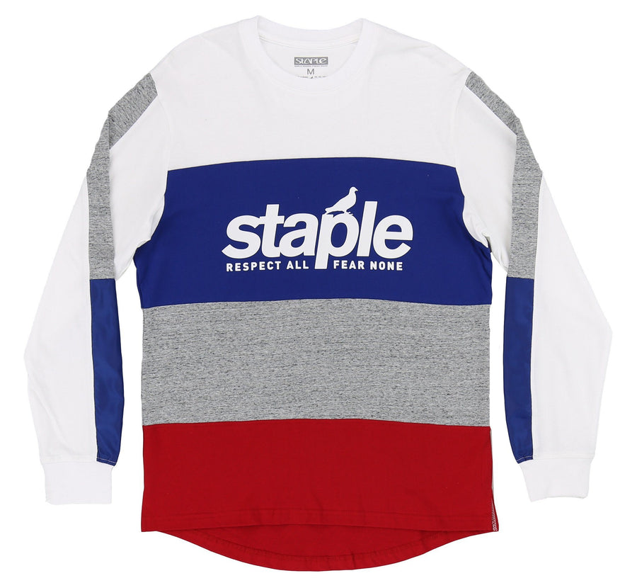 TRUE BLUE LONG SLEEVE