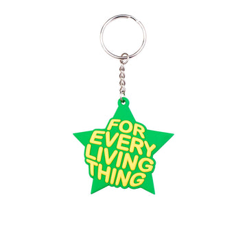 STARFORCE RUBBER KEYCHAIN