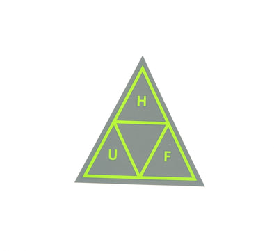 HUF TRIPLE TRIANGLE STICKER