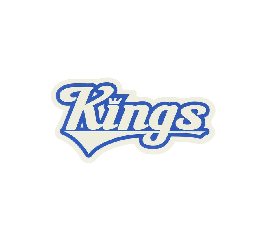 SMALL KINGS OG SCRIPT STICKER
