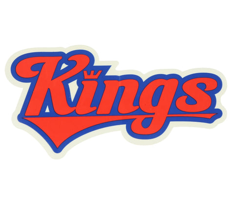 KINGS OG SCRIPT STICKER