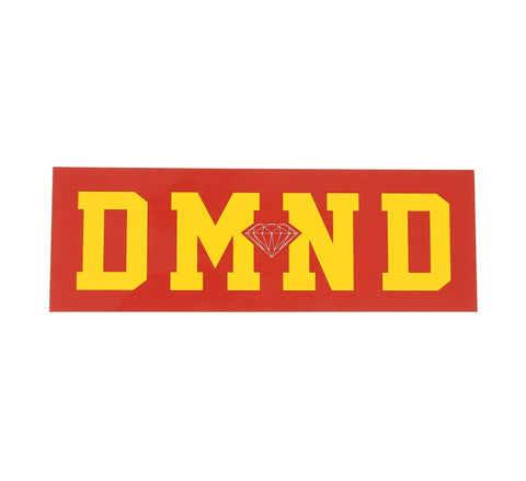 LARGE DIAMOND DMND STICKER