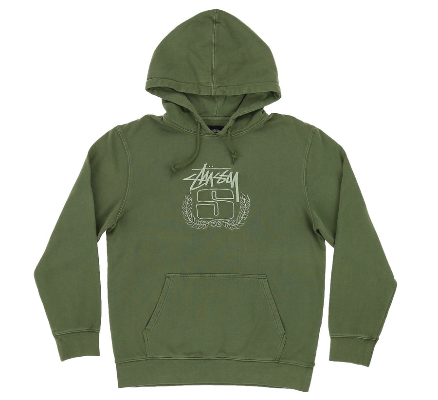 EMBLEM APPLIQUE HOODY