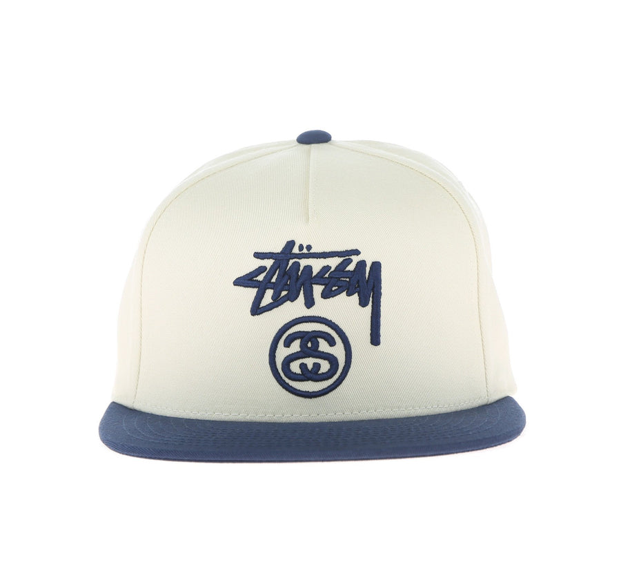 STOCK LOCK CAP, OFF WHITE