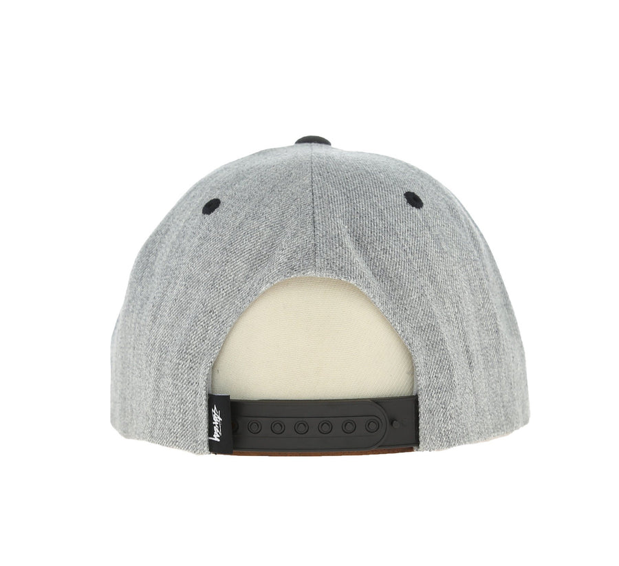 SS-LINK HO16 CAP, HEATHER GREY