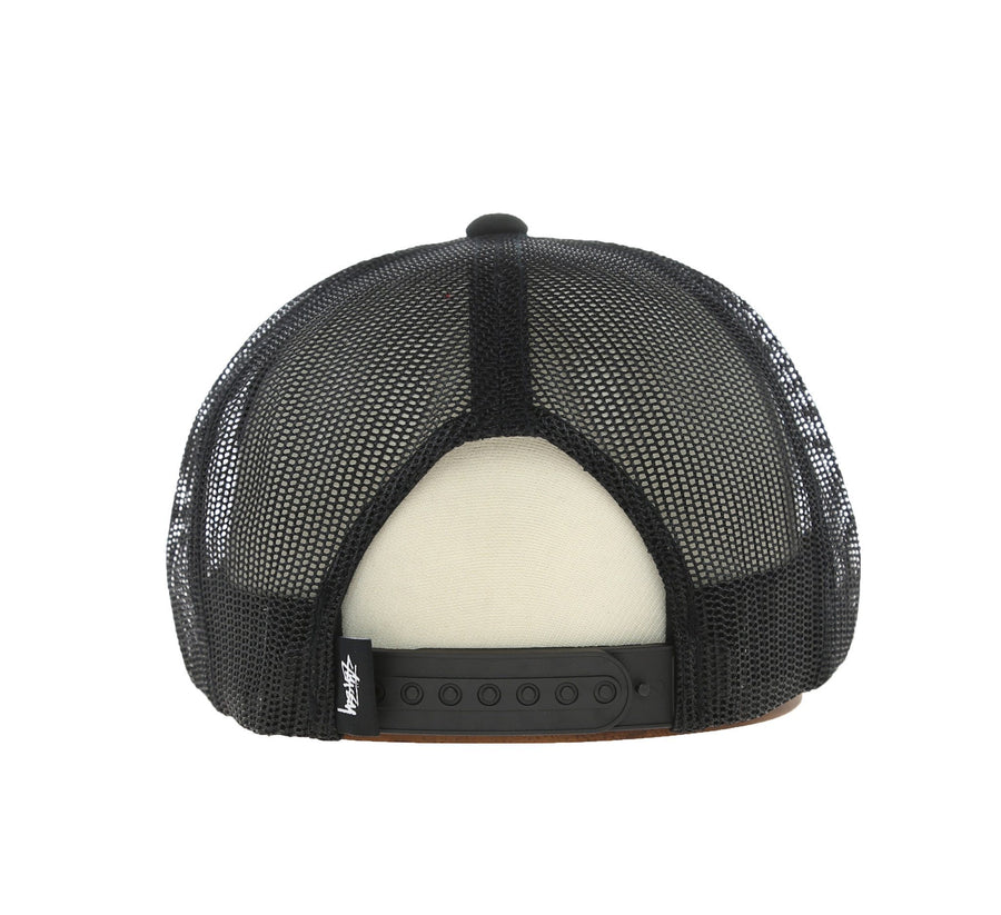 SURFMAN TRUCKER, BLACK