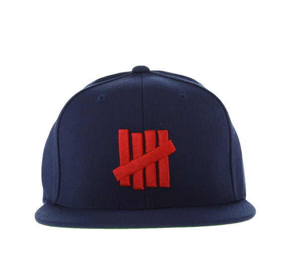5 STRIKES CAP, NAVY