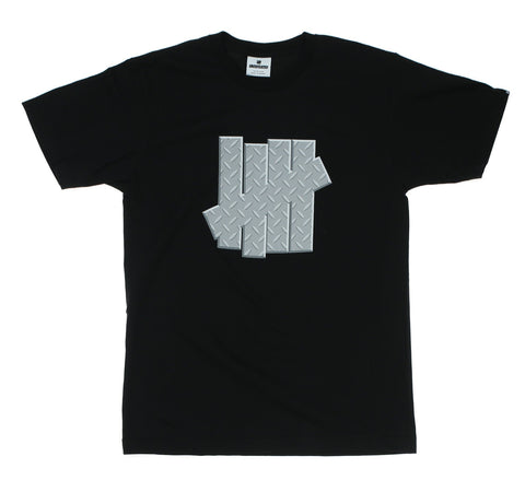 DIAMOND PLATE STRIKE TEE, BLACK