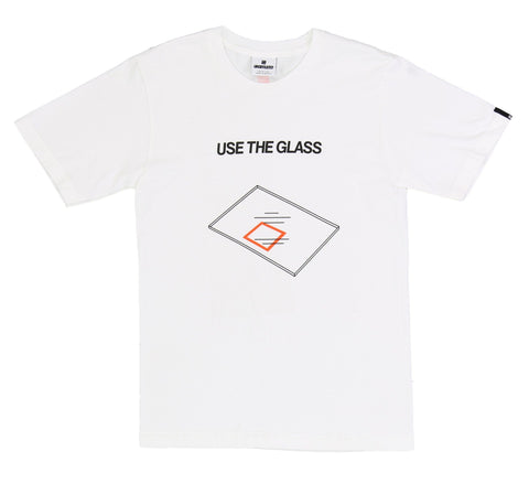 USE THE GLASS TEE