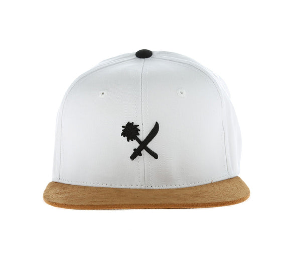 ALAMITOS SNAPBACK, NATURAL