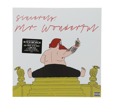 ACTION BRONSON / MR.WONDERFUL