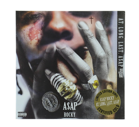 A$AP ROCKY / AT LONG LAST A$AP