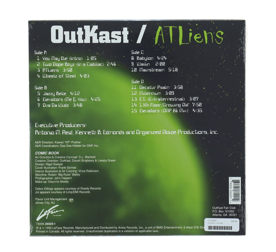 OUTKAST / ATLIENS