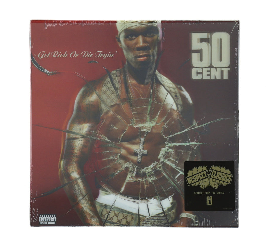 50 CENT / GET RICH OR DIE TRYIN'