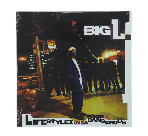 BIG L / LIFESTYLES OV DA POOR