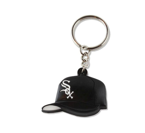 WHITE SOX TEAM HAT KEYCHAIN
