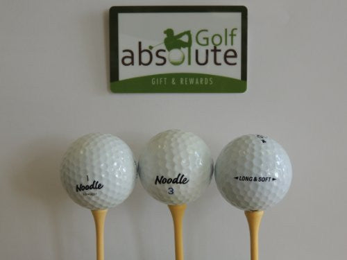 36 Maxfli Recycled Golf Balls