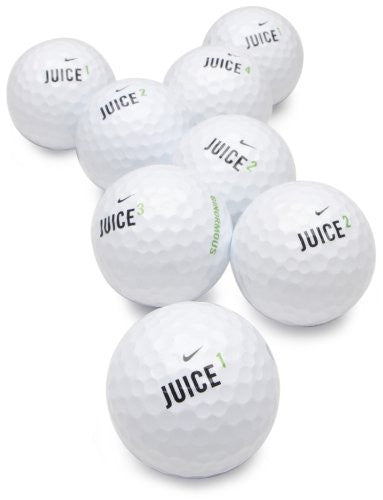 36 Nike Juice Recycled Golf Balls