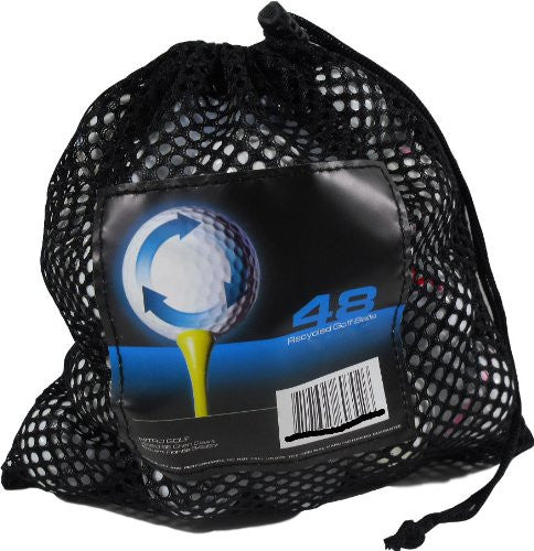 48 Taylormade Mix Recycled Golf Balls Grade B