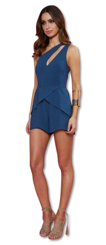 841394cb206 Alesso Playsuit - Teal