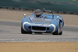 Robert Hunt - 1965 McLaren Mk 1B in Group 5A  at the 2016 Rolex Monterey Motorsport Reunion - Mazda Raceway Laguna Seca