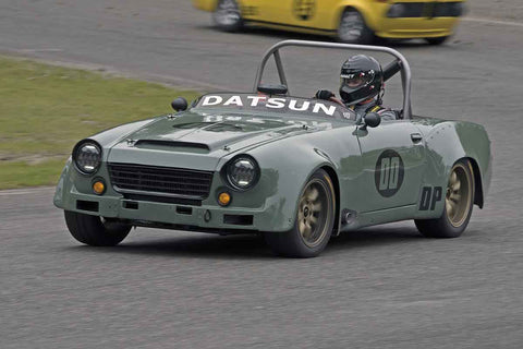 John Levitt - 1968 Datsun Fairlady in Group 2 at the 2017 SOVREN Spring Sprints run at Pacific Raceways