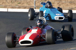 Greg Vroman - 1969 Brabham BT29 in Group 6 -  at the 2016 Charity Challenge - Sonoma Raceway