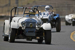 Doug Sallen - 1952 Morgan Plus 4 in 1947-60 Sports Racing & Production Cars - Group 2 at the 2017 SVRA Sonoma Historic Motorsports Festivalrun at Sonoma Raceway