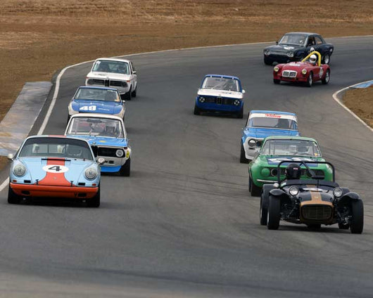 Groups 3&8 at the 2015 Season Finale at Thunderhill Raceway