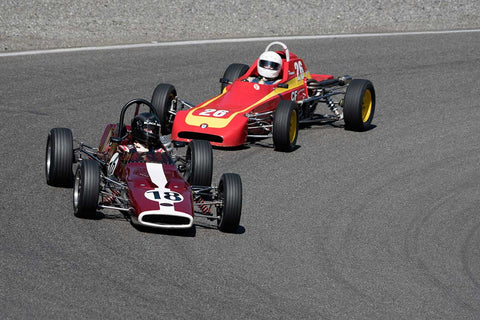 Stephen Guy with 1972 Royale RP3withA in Groups 4-5-6 - at the 2016 SOVREN Spring Sprints, Pacific Raceway