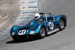 Greg Meyer with 1962 Dailu MK2 in Group 1  at the 2016 HMSA LSR II - Mazda Raceway Laguna Seca